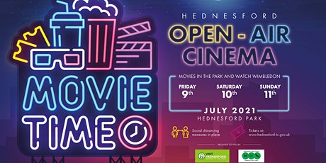 Dirty Dancing: Hednesford Open Air Cinema tickets