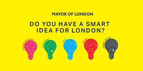 Information Event: Mayor's Entrepreneur Competition tickets