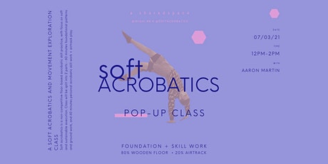 Soft Acrobatics Pop-Up Class tickets