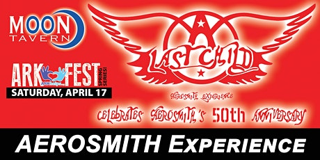 Last Child - Aerosmith Experience ARK-FEST Benefit Concert tickets