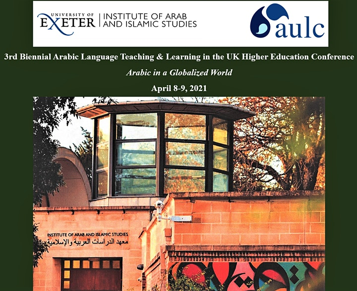 3rd Biennial Arabic Language Teaching & Learning in the UK HE Conference image