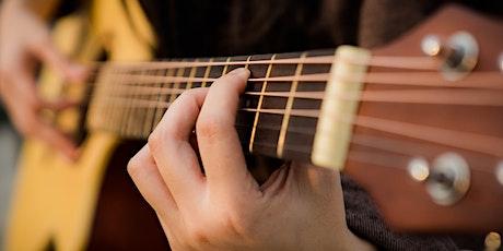 Guitar Tunings: DADGAD for Irish Accompaniment tickets