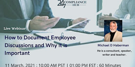 How to Document Employee Discussions and Why it is Important tickets