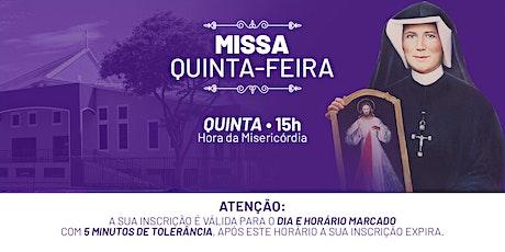 Hora da Misericórdia - Quinta-feira | 04 de Mar. ingressos