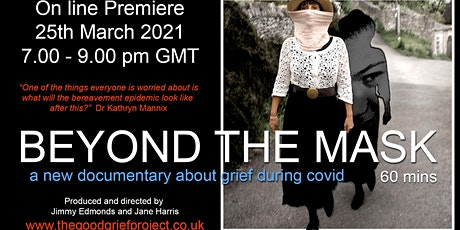 Beyond The Mask Premiere tickets