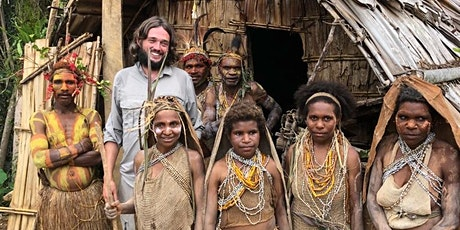 Fairy Tales from Papua New Guinea - Zoom Bedtime Stories from Viktor Wynd tickets