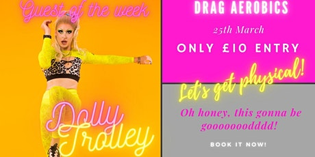Dance Fitness with Drag Superstar Dolly Trolley tickets