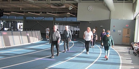 Indoor Walking Group on March 10 tickets