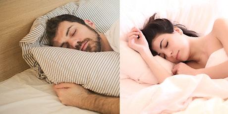 Erholsamer Schlaf unterstützt mit ätherischen Ölen Tickets