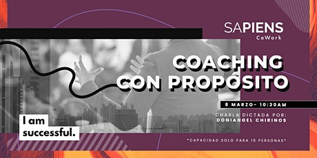 Coaching con ´Propósito tickets