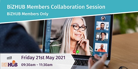 BiZHUB Members Collaboration Session tickets