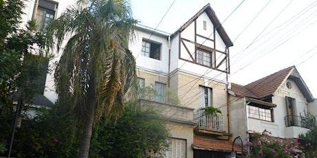 """Palermo Viejo """"el barrio de Arlt, Cortázar y Borges"""" entradas"""