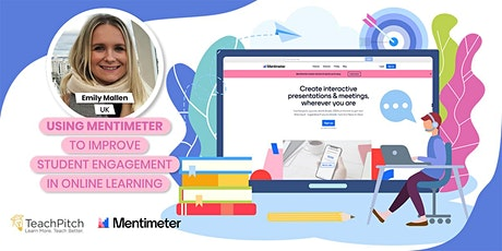 Using Mentimeter to Improve Student Engagement in Online Learning tickets