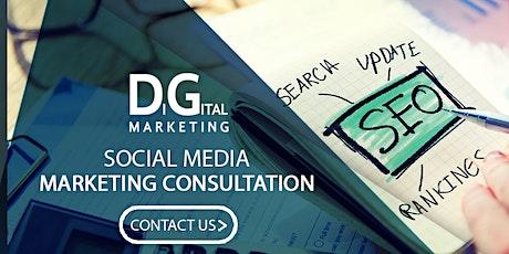 Social Media Marketing Course / Services tickets