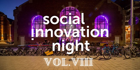 Social Innovation Night Vol. VIII ingressos