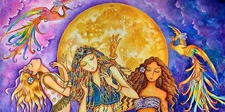 Find Your Inner Goddess Full Moon Workshop ... A Transformational journey tickets