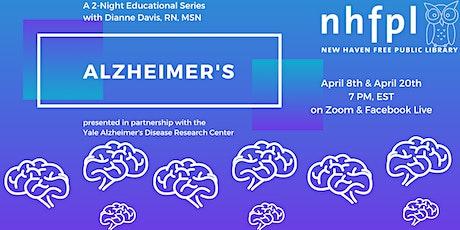 Alzheimer's: A 2-Night Educational Series tickets