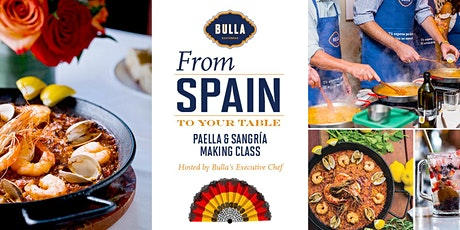 Paella & Sangria Making Class @ Bulla Gastrobar - Winter Park tickets