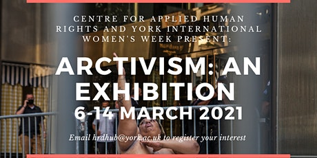 Women Activists During the Covid-19 Crisis - Exhibition tickets
