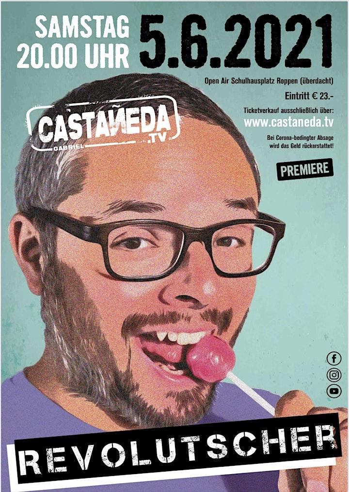 Gabriel Castañeda - Revolutscher (Premiere): Bild