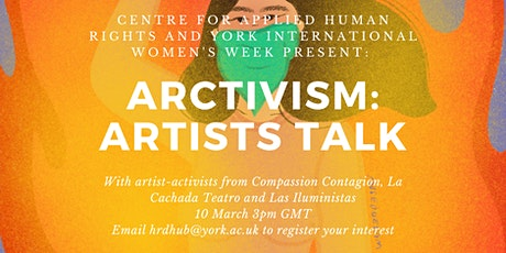 Women Activists During the Covid-19 Crisis - Conversations on Arctivism tickets