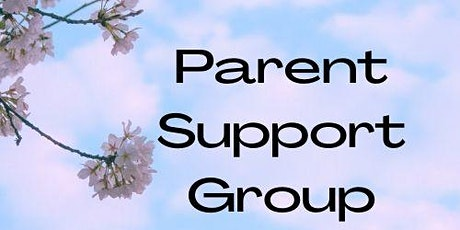 Parent Support  Group tickets