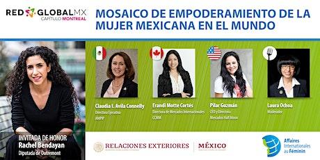 Celebremos el día Internacional  de  la mujer – Red Global MX Montreal billets