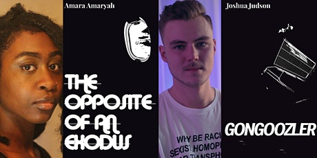 Launch of The Opposite Of An Exodus  & Gongoozler tickets