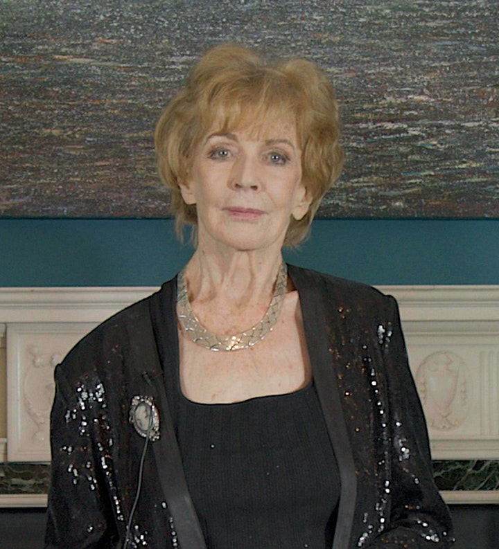 Celebrating Edna O'Brien #CelebratingWomenWithWords image