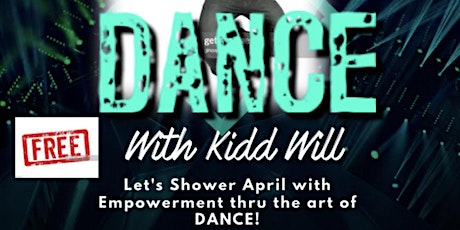 Dance for SAAM (Sexual Assault Awareness Month with Kidd Will tickets