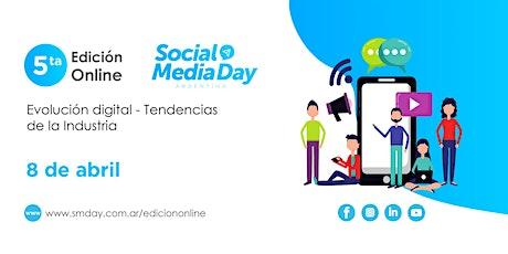 Social Media Day Argentina - 5ta edición online -2021 entradas