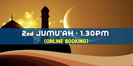 2nd Jumu'ah Prayer 1:30PM 5th March 2021 Tamil Sheikh Anas Cassim tickets