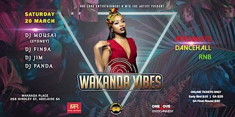 Wakanda Vibes - A Night in Wakanda tickets