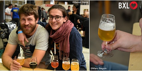 BXL Craft Beer Passion Weekend billets