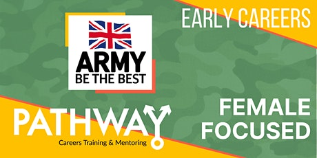 Thought about a Career in the British Army? A Female Focused Insight Event tickets