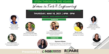 STEM Through The Years - Women in Tech & Engineering tickets