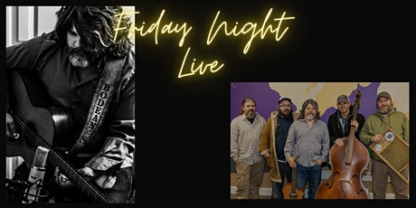 Friday Night w/ BoDean and the Poachers (Live Stream Version) tickets