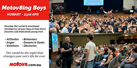 Motov8ing Boys - Hobart tickets