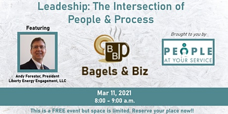 Bagels & Biz with Andy Foerster on Leadership tickets