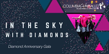 Columbia City Ballet's 60th Anniversary Gala tickets