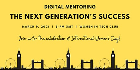 Digital Mentoring: The Next Generation's Success tickets