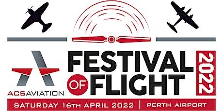 ACS Aviation - Festival of Flight 2022 tickets
