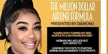 The Million Dollar Airbnb Formula tickets