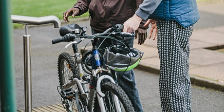 Basic bike maintenance with Repair Cafe Belfast tickets