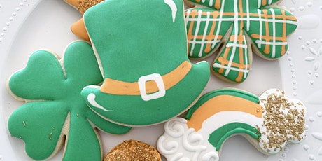St. Patrick's Day Cookie Decorating! tickets