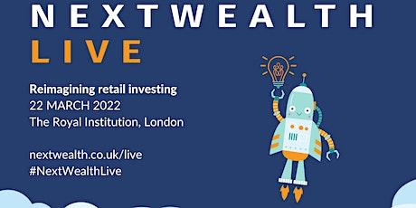 NextWealth Live 2022 tickets