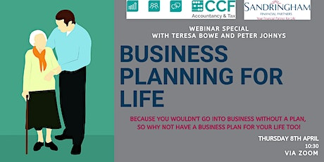 Business planning for life tickets