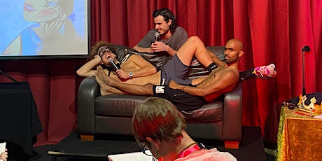 Life Drawing with a Comedian - Exmouth tickets