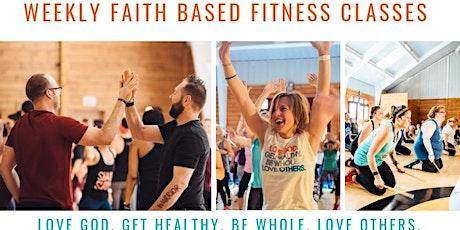 Revelation Wellness®--Cabot, Ar  Fitness Classes entradas