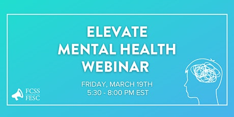 Elevate Mental Health Webinar tickets